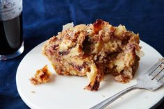 How to Turn Leftover Pastries into Bread Pudding on Food52
