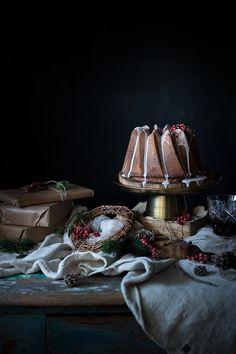 Gingerbread bundt cake - In the Mood magazine