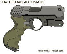 TTA 9mm Auto by VulnePro.deviantart.com on @DeviantArt