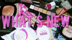WHAT'S NEW AT THE DRUGSTORE | Sephora Giveaway