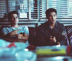 sciles - teen wolf season 3 :))