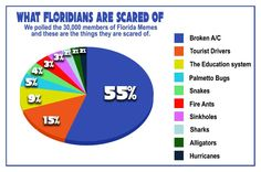 things floridians are scared of http://www.wfpblogs.com/category/florida-memes/