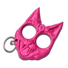 Self Defense - Defense Kitty Key Chain