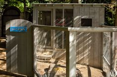 Nicole Richie's chicken coop is featured in Architectural Digest - Curbed LAclockmenumore-arrow : The former reality TV star designed it after her own house