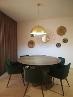 Dining room by TAtiana Doria Dining Room, Dining Table, Conference Room, Kitchen, Furniture, Home Decor, Cooking, Decoration Home, Room Decor