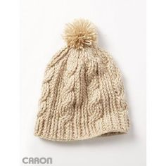 Free Intermediate Crochet Hat Pattern