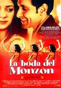 La boda del Monzón (2001) India. Dir: Mira Nair. Romance. Comedia. Feminismo - DVD CINE 419