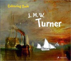 Coloring Book: J.M.W. Turner: Prestel Publishing