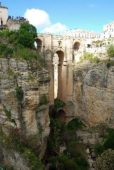 Rondo, Spain ~ just watched on Rick Steves' Europe!