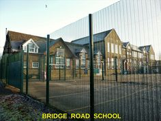 Bridge Road School, Willesden NW10