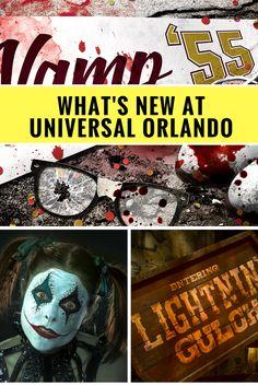 Universal Orlando news and Halloween Horror Nights 26 details! #HHN26