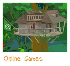 Rainforest online resources- games, stories, facts, activity ideas