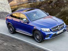 Giá Xe Mercedes GLC 250 - 0945 777 077: MERCEDES-BENZ GLC COUPE 2016 SẼ RA MẮT VÀO CUỐI NĂM NAY
