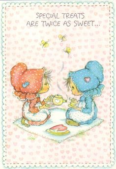 Special Treats are Twice as Sweet...Betsey Clark