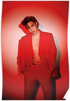 """181207 — Exo to release their Repackage album """"Love Shot"""" on December They started to share photo teaser for their upcoming album with hot pictures of Kai and Sehun in Red 🔥 Checkout their teaser below Baekhyun Chanyeol, Park Chanyeol, Taemin, Shinee, Kris Wu, Luhan And Kris, Kpop Exo, Do Kyung Soo, Running Man"""