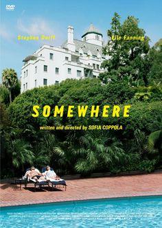 Amazon|somewhere Blu-ray 外国映画-スティーヴン・ドーフ, エル・ファニング, クリス・ポンティアス, ソフィア・コッポラ