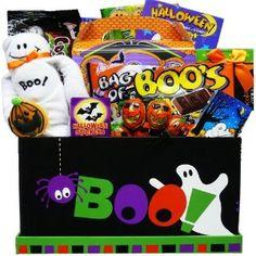 halloween themed goodie bags