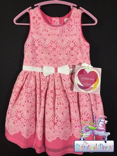 Size 2 Toddler dress, NWT, only $16.99