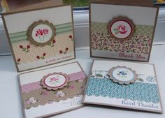 Julie's Japes - An Independent Stampin' Up! Demonstrator in the UK: Baby Blossoms
