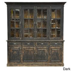 Winfrey Hutch Cabinet - Overstock™ Shopping - Great Deals on Kosas Collections Media/Bookshelves