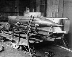 Seehund midget submarine opinion you