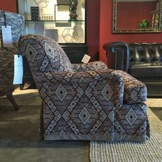 Arianne Bellizaire Inspired To Style Design Trends HPMKT High Point Market Style Southwestern Tribal Prints Pattern Elite Furniture Gallery NC Furniture Wesley Hall High Point Furniture Market www.elitefurnituregallery.com 843.449.3588 Nationwide Delivery