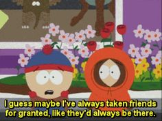 """When Stan started appreciating those who matter the most: 