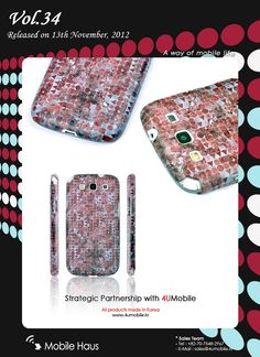 ▶ 모바일하우스(Mobilehaus)] 제품 카달로그 Vol.34 ◀  ★ 적용기종 : iPhone4S / Galaxy Note / GalaxyS3  ★ 공식홈페이지 : www.mobilehaus.kr  ★ 공식페이스북 : www.facebook.com/mobilehauskr  ★ 판매처(네이버샵N) : http://shop.naver.com/mobilehaus