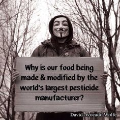 Glyphosate Threat: Gluten is not the only problem with modern grain. New studies and leading scientists show Glyphosate as a greater threat to our health. Pseudo Science, Illuminati, Food For Thought, Wake Up, Wisdom, This Or That Questions, America, Thoughts, Feelings