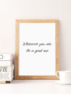 motivational wall art print for your office or home by Jo-Lou Design Apartment Bedroom Decor, Diy Bedroom Decor, Living Room Decor, Diy Home Decor, Wall Decor, Bedroom Bed, Bed Room, Dorm Room, Bedroom Ideas