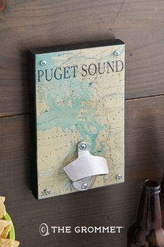 This decorative wall mount bottle opener brings refreshing sea breezes to refreshing beverages. The wall plaque features art representing a special stretch of coastal area and makes it easy to open up a bottle and kick back anytime. Handcrafted in Connecticut, USA. Connecticut Usa, Wall Mounted Bottle Opener, Artist Card, Rustic Art, Paint Finishes, Refreshing Drinks, Unique Home Decor, Wall Plaques, Home Decor Accessories