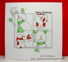 Janey's Cards: Sassy Cheryl