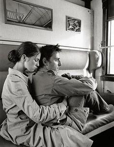 charlotte et yvan // Kate Barry