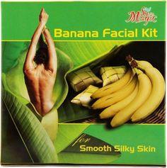 Nature's Essence Banana Facial Kit Fruit ( Set of 4) 425 g #NaturesEssence