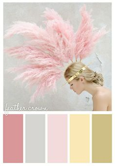 great palette for summer wardrobe