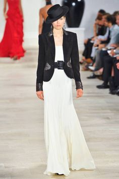 Ralph Lauren Spring 2013 RTW Collection - Fashion on TheCut