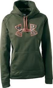 camouflage under armour sweatshirt women
