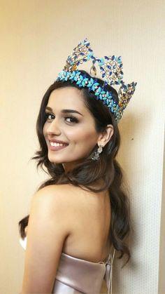 Manushi Chhillar Miss Haryana 2017 Miss India 2017 Miss World 2017 Beautiful Bollywood Actress, Beautiful Indian Actress, Beautiful Actresses, Fashion Model Drawing, Daily Beauty Routine, Ga In, Miss India, Miss World, Beauty Pageant