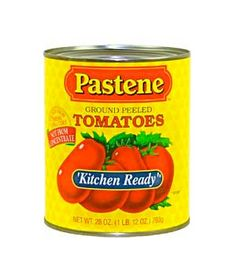 Pastene Kitchen Ready Sauce Recipe