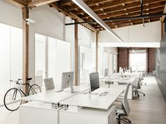 Index Ventures is a creative capital venture company based in San Francisco. When the office needed a major expansion, Garcia Tamjidi Architecture Design