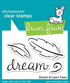 Lawn Fawn - Dream Stamps