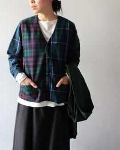 [Tigre Brocante] Wool MIX CK V-neck SH (M's/L's)|ROOM - my favorites, my shop 好きなモノを集めてお店を作る