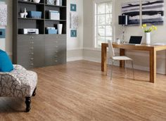 High Sholes Hickory Laminate from Dream Home