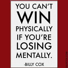WINNING PHYSICALLY