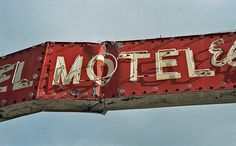 Motel in Red...
