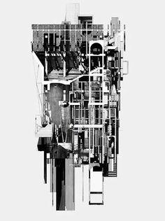 A Defensive Architecture (2009) Nicholas Szczepaniak