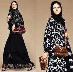 Si chiama Abaya ed è la prima linea di abiti firmata D&G dedicata alle donne musulmane. La collezione è stata presentata sul sito