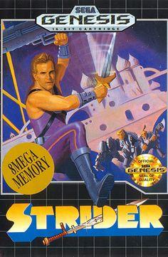 Memories of 'Strider' on Sega Genesis! | The PractitioNERD