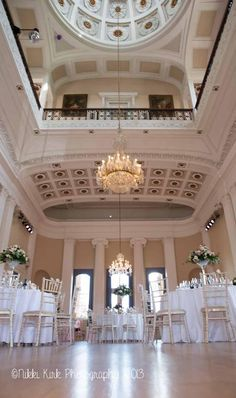 Pittville Pump Rooms Wedding For Beccy And Jay