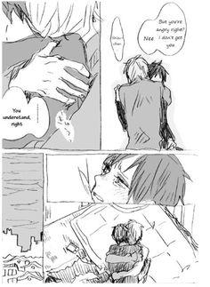 34-37 Shizuo to Izaya ga kuttuku hanashi